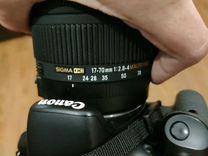 Canon 550d+sigma 17-70 2.8-4.0