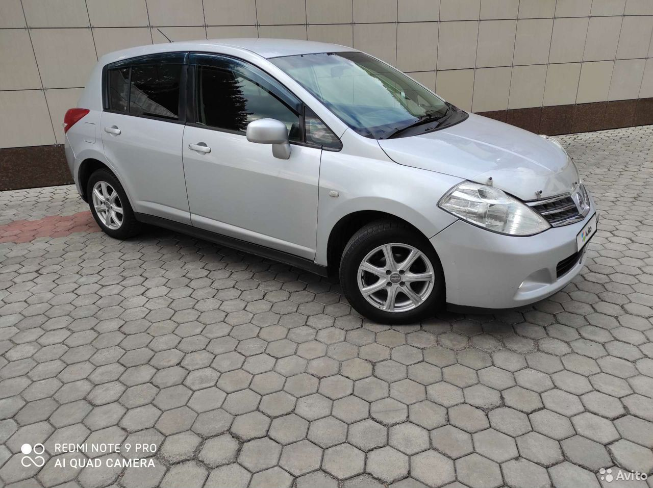 Nissan Tiida, 2009  89098120307 купить 9