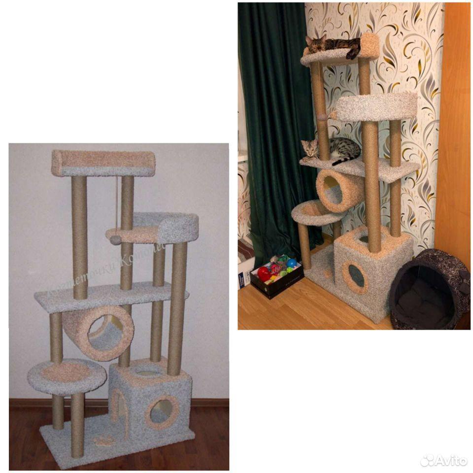 Игровой комплекс для кошки арт.33