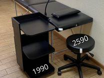 Массажные Столы маникюрные, стулья, кушетки, лампы — Оборудование для бизнеса в Москве