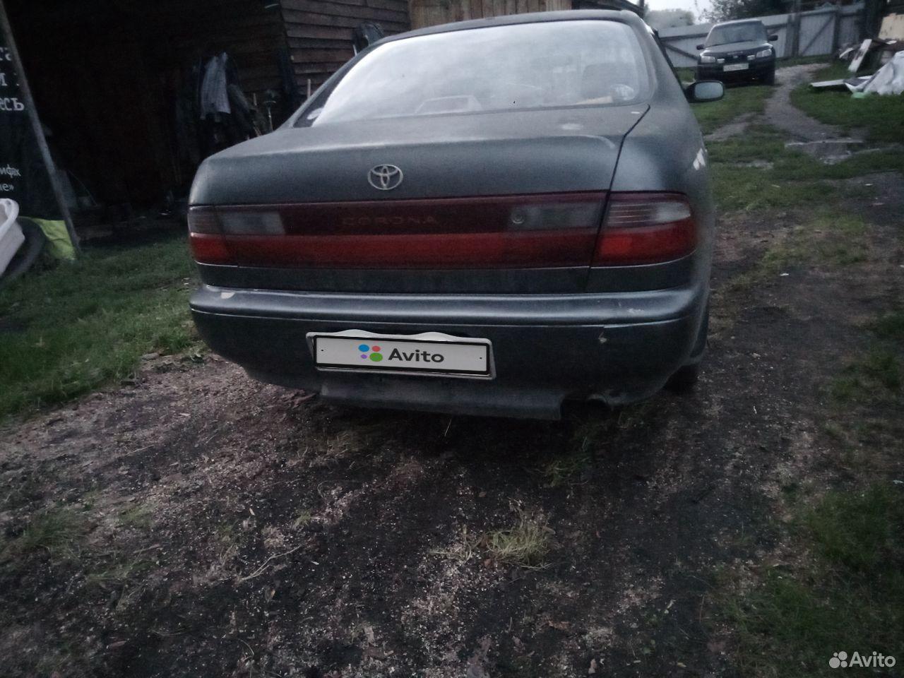 Toyota Corona, 1992  89609425968 купить 3