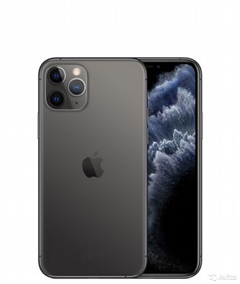iPhone 11 Pro 256Gb Space Gray  89217104292 купить 1