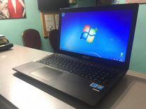 Ноутбук Асус X551M как новый документы коробка