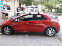 Багажник на Honda Civic viii (алюмин) +монтаж — Запчасти и аксессуары в Краснодаре