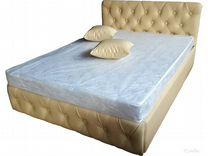 Кровати в каретной стяжке и диваны