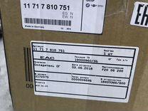 11717810751 Охладитель EGR N47 F10 F20 F30 E84 F25