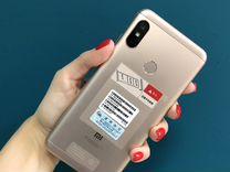 Xiaomi Redmi 6 Pro 64Gb (Золотой) Гарантия год