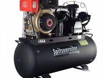 Воздушный поршневой компрессор D15300 Kipor186f