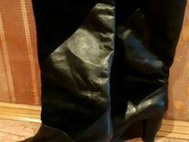 Сапоги 40 размер осень
