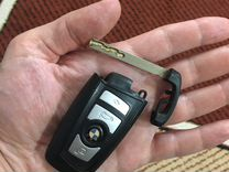 Чип ключ bmw f10
